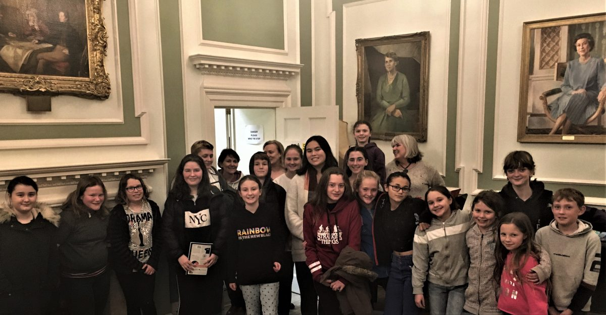 ALDERNEY YOUTH THEATRE BRINGS BROADWAY MUSICAL TO THE ISLAND HALL